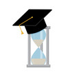 time training knowledge vector image vector image