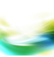 abstract smooth bright flow background for tech vector image