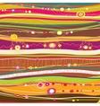 Colourful line backgroundStrips background vector image vector image