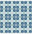 Seamless multicolor pattern vector image vector image
