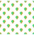 Webcam pattern cartoon style vector image vector image