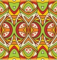 Abstract art nouveau background vector image vector image