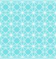 lotus leaf light green geometric pattern seamless vector image vector image