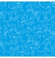 background universal web icons vector image vector image