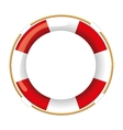 float summer isolated icon vector image vector image