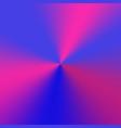 purple metallic conical gradient vector image vector image
