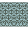 Vintage Abstract geometric pattern vector image vector image