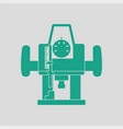 Plunger milling cutter icon