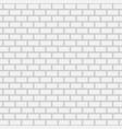 subway brick tile wall vector image vector image