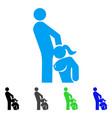 oral sex persons icon vector image