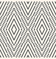 geometric seamless pattern graphic ethnic ornament vector image vector image