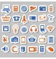 Modern technology stickers