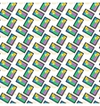 Seamless Pattern with Repeating Smart vector image