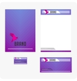 Shiblon corporate identity vector image