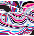 abstract background with wavy elements vector image vector image