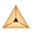 Hamantaschen vector image