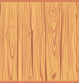 wood texture pattern wooden surface board for vector image