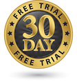 30 day free trial golden label