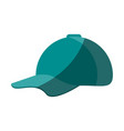 baseball hat icon image vector image vector image