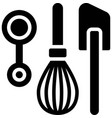 kitchen utensil icon bakery and baking related