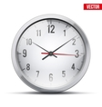 Office Wall Clock vector image
