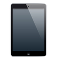 Tablet mini vector | Price: 1 Credit (USD $1)