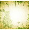 Easter Grunge Background vector image vector image