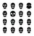 tattoo designs icons pack vector image