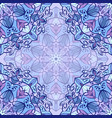 seamless texture with a pattern of mandalas for vector image vector image