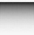 seamless halftone circle dots abstract vector image vector image