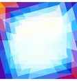 Abstract Coloful Technology Background for your de vector image vector image