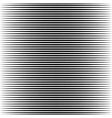 monochrome geometric grid mesh with straight lines vector image vector image
