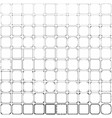 100 frames vector image vector image