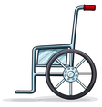 A wheelchair vector image vector image