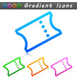 coupon symbol icon design vector image