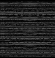 seamless shibori tie-dye pattern of grey vector image vector image