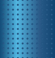 Abstract Seamless Background with Dots vector image