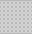 grey and white tile pattern vector image vector image