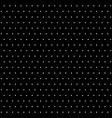 abstract polka dot seamless pattern vector image