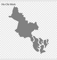 map province vietnam vector image