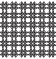 Chain mail of intersecting geometric shapes Celtic vector image vector image
