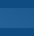 classic blue trendy color background with stripes vector image vector image