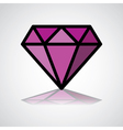 DiamondLogo vector image