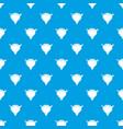 human bladder pattern seamless blue vector image