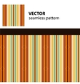 Pattern from lines vector image