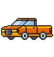 pickup vector image vector image