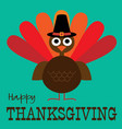 thanksgiving cute turkey graphic