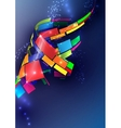 Abstract Colorful Bckground vector image vector image