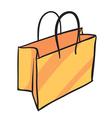 a bag vector image