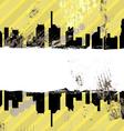 urban grunge design vector image